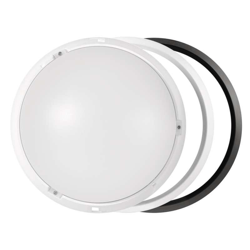 Plafony - oprawa led okrągła 14w ip54 ciepła biel emos - 1539071140 firmy EMOS