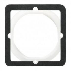 Biały zestaw uszczelniający do włączników IP44 ZU-1G/00 AS OSPEL