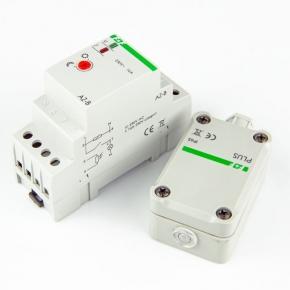 Sterowanie-oswietleniem - automat zmierzchowy 16a, z zewnętrzną sondą hermetyczną az-b-plus f&f