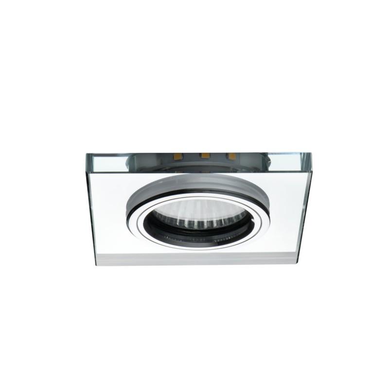 Oprawy-sufitowe - punktowa szklana oprawa oświetleniowa ciepłobiały pasek led soren l-sr ww kanlux firmy KANLUX