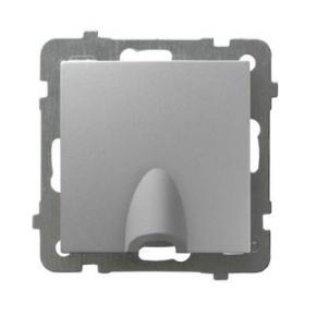Srebrny przyłącz kablowy GPPK-1G/m/18 AS OSPEL