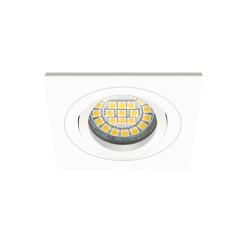 Oprawy-sufitowe - punktowa oprawa sufitowa max 50w biały mat seidy ct-dtl50-w/m kanlux firmy KANLUX