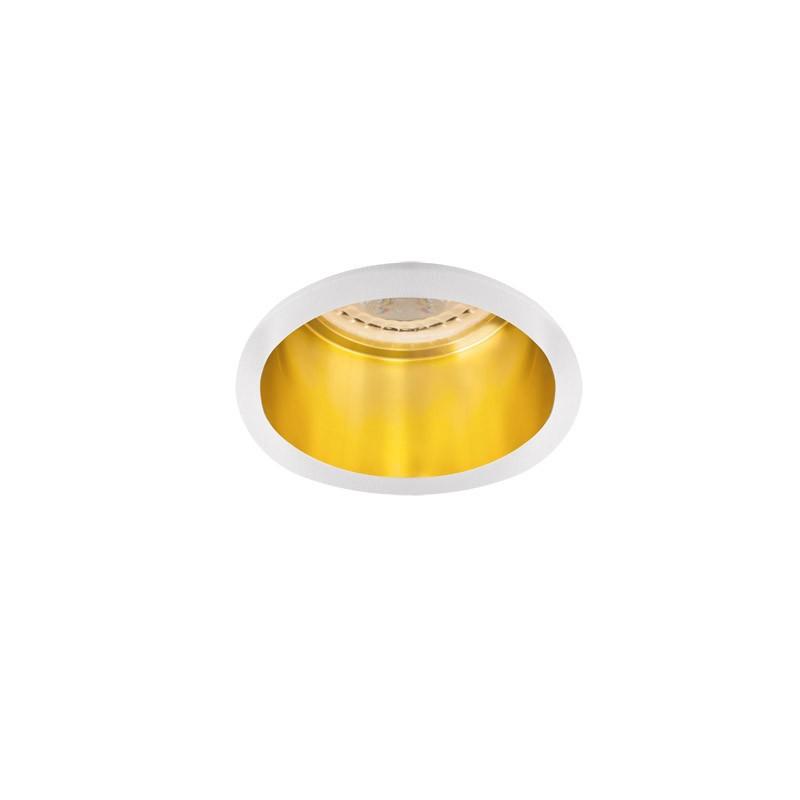 Oprawy-sufitowe - oświetlenie sufitowe led gu10/mr16 spag d w/g kanlux firmy KANLUX
