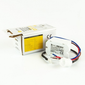 Czujniki-ruchu - czujnik ruchu miniaturowy biały md-15b7 home safety solution