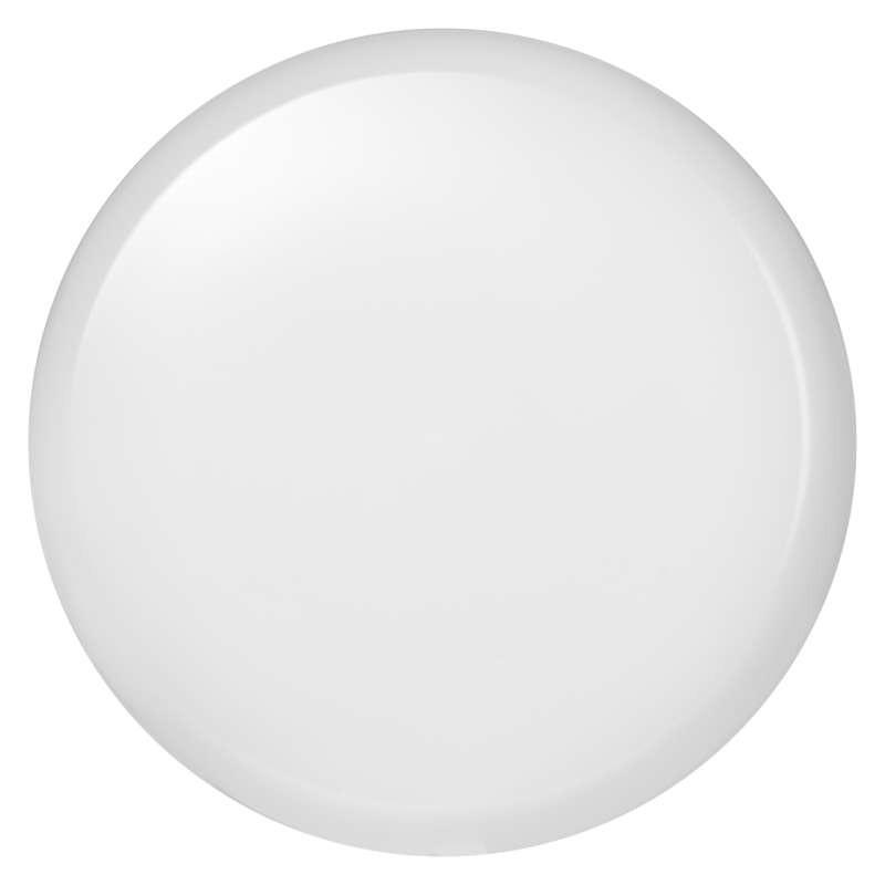 Plafony - okrągła plafoniera led o mocy 18w biała 3000k ip54 1550lm dori zm4111 emos firmy EMOS