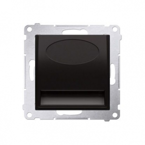 Oprawa oświetleniowa LED 230V antracyt DOS.01/48 Simon 54 Kontakt-Simon