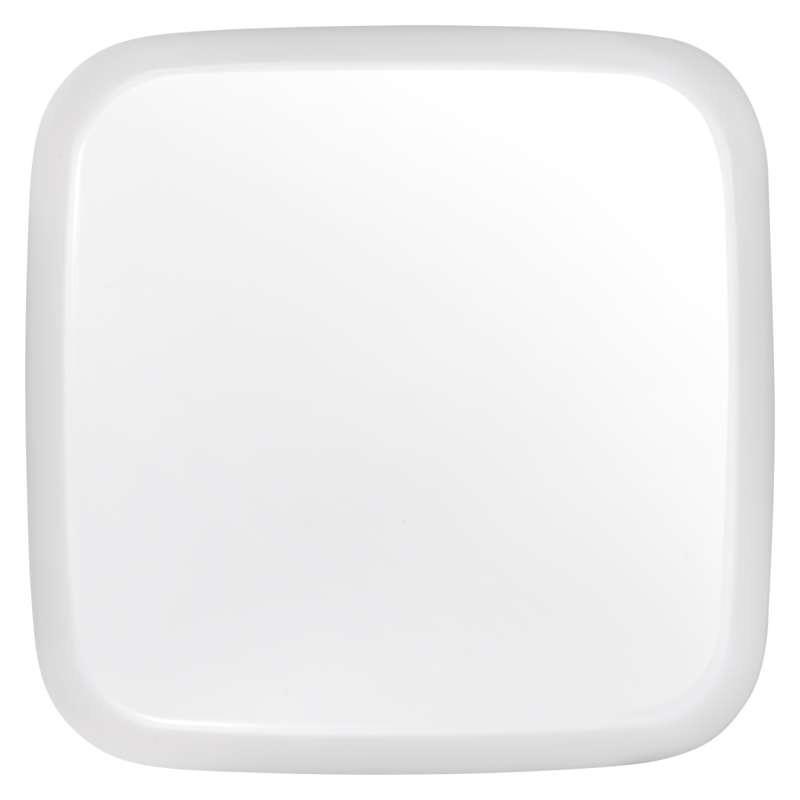 Plafony - oprawa led kwadratowa dori 18w ip54 ciepła biel emos - 1539041070 firmy EMOS