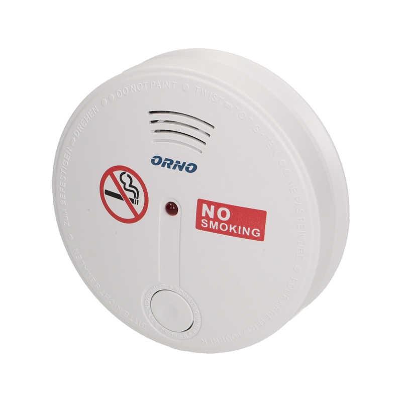 Czujniki-dymu - czujnik dymu papierosowego na baterie 9v dc or-dc-623 orno firmy ORNO