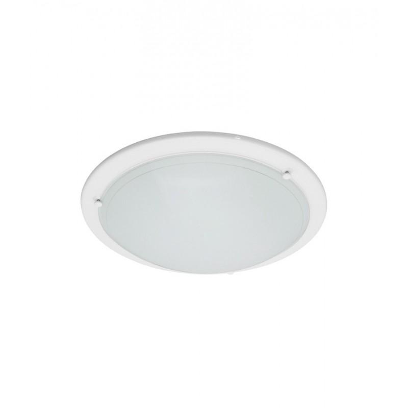 Plafony - okrągła plafoniera e27 2 x max 60w biała kanlux firmy KANLUX