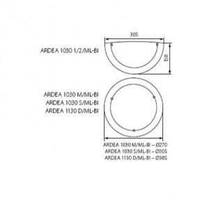 Plafony - okrągła plafoniera e27 2 x max 60w biała kanlux