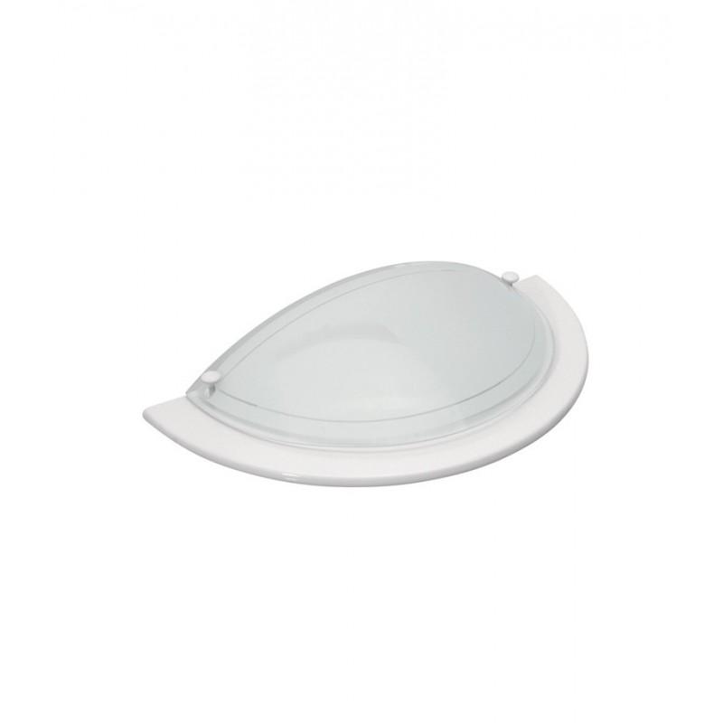 Kinkiety - kinkiet ścienny biały  e27 max 60w ardea 1030 1/2/ml-bi kanlux firmy KANLUX