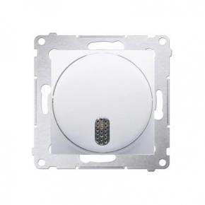 Dzwonek elektroniczny biały DDT1.01/11 Simon 54 Kontakt-Simon