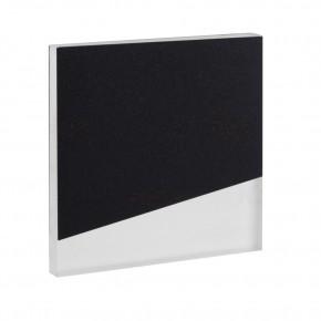 Oswietlenie-schodowe-ciepla-barwa - dekoracyjna oprawa schodowa led 3000k czarna seora led ac b-ww kanlux