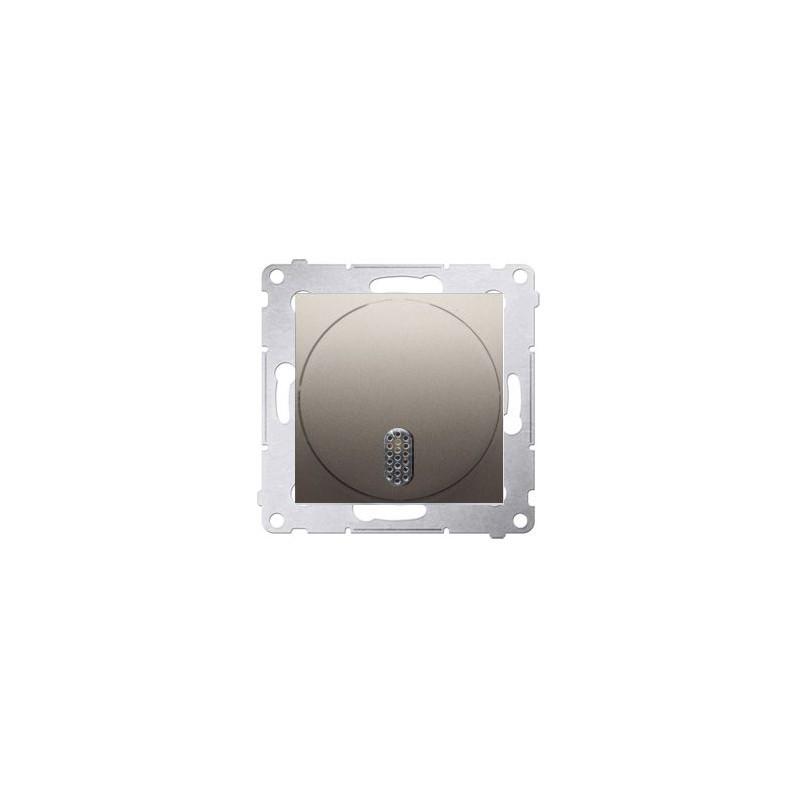 Dzwonek elektroniczny złoty DDT1.01/44 Simon 54 Kontakt-Simon