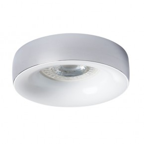 Oprawy-sufitowe - sufitowa oprawa oświetleniowa biała gu10 elnis l c/w kanlux