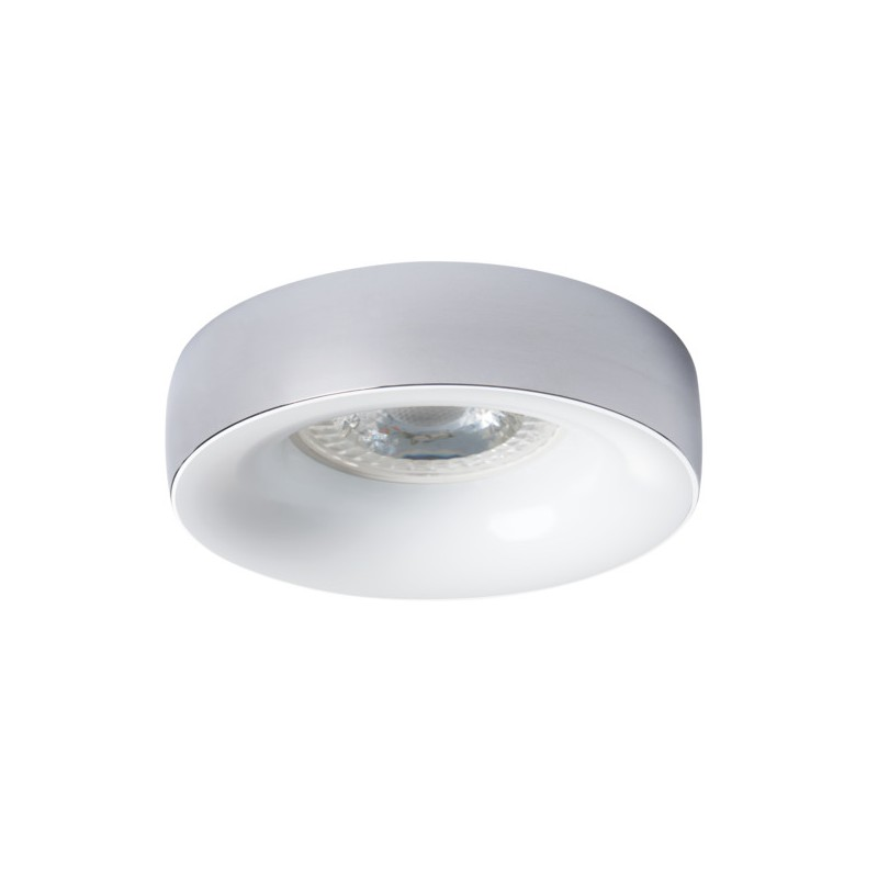 Oprawy-sufitowe - sufitowa oprawa oświetleniowa biała gu10 elnis l c/w kanlux firmy KANLUX