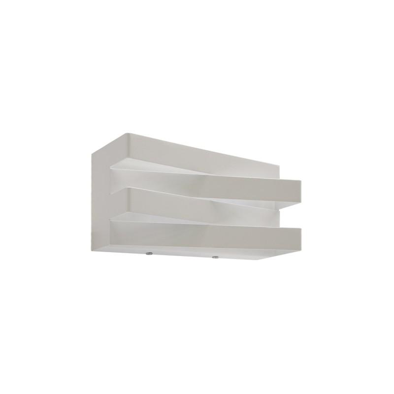 Kinkiety - oprawa dekoracyjna smd led alpen led 12w biała 4000k 03721 ideus firmy IDEUS - STRUHM