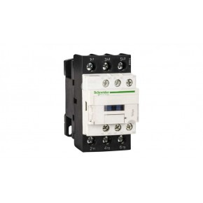 Styczniki - stycznik mocy trójbiegunowy 3no 6a 230v ac lc1d32p2 schneider electric