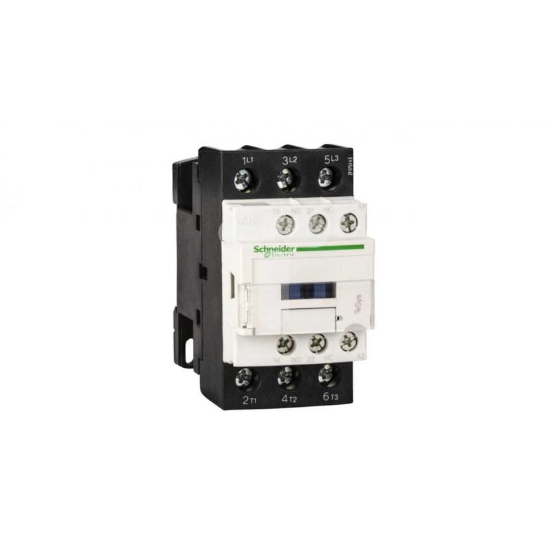 Styczniki - stycznik mocy trójbiegunowy 3no 6a 230v ac lc1d32p2 schneider electric firmy Schneider Electric