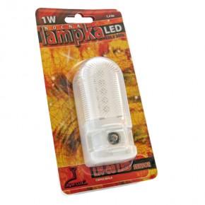 Lampki-do-kontaktu - lampka nocna led z czujnikiem zmierzchu ln-08