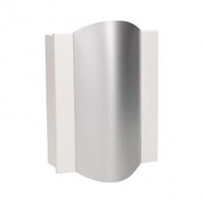 Dzwonki-do-drzwi-przewodowe - dzwonek przewodowy do drzwi dwutonowy bim-bam srebrny 230v or-dp-vd-144/w-g orno