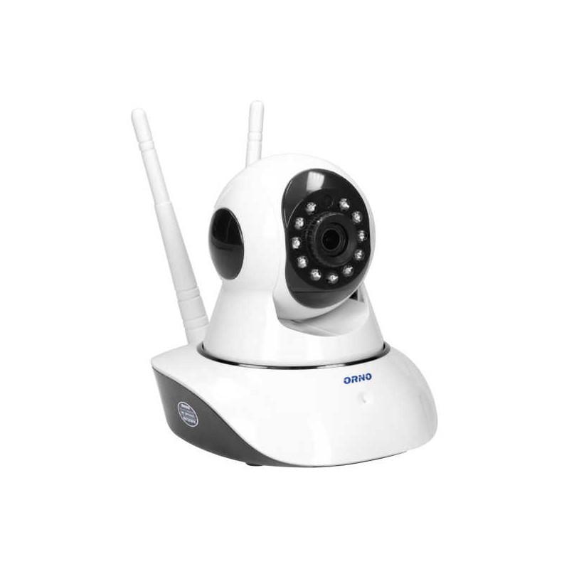 Wideodomofony - kamera monitorująca bezprzewodowa ip wewnętrzna or-mt-gv-1807 orno firmy ORNO
