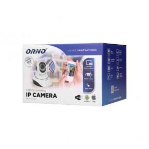 Wideodomofony - kamera monitorująca bezprzewodowa ip wewnętrzna or-mt-gv-1807 orno