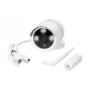 Wideodomofony - kamera monitorująca bezprzewodowa zewnętrzna ip ip65 or-mt-jt-1806 orno