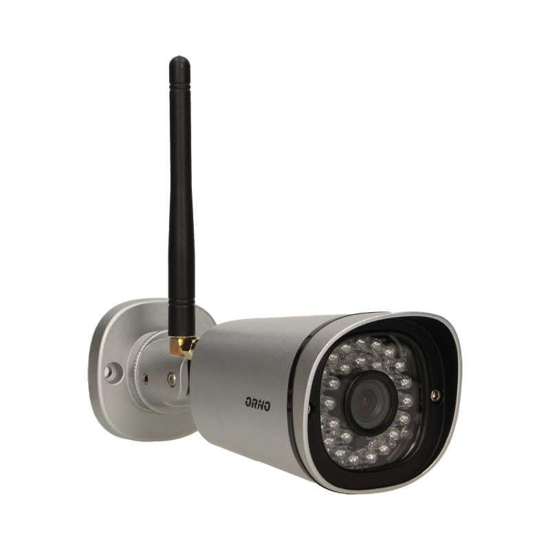 Wideodomofony - monitorująca kamera bezprzewodowa na zewnątrz ip ip66 or-mt-fs-1805 orno firmy ORNO