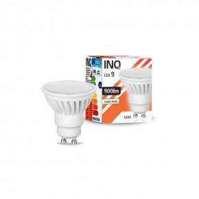 Gwint-trzonek-gu10 - żarówka led gu10 9w 900lm 830 ceramiczna 3 lata gwarancji inq