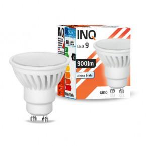 Gwint-trzonek-gu10 - żarówka led gu10 9w 900lm gu10 860 ceramiczna inq