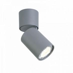 Oprawy-sufitowe - oprawa sufitowa cleo 1c-gr spot 1-50w szara ozzo