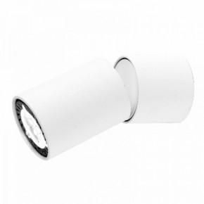Oprawy-sufitowe - ruchoma oprawa oświetleniowa cleo 1c-wh spot 1-50w biała ozzo