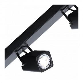Oprawy-sufitowe - nowoczesna lampa sufitowa daisy 4-bl spot 4-50w czarna ozzo