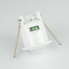 Czujniki-ruchu - biały czujnik ruchu pir 800w or-cr-235 orno