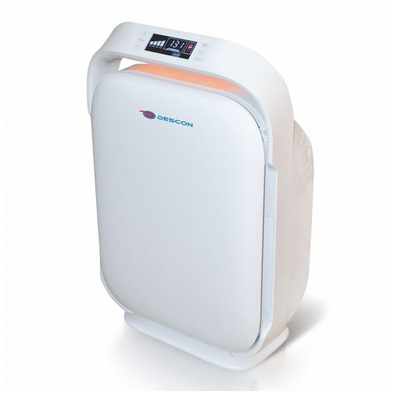 Oczyszczacze-powietrza - oczyszczacz powietrza z lampą uv i jonizatorem 70w da-070 firmy Dedra