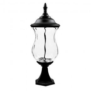 Lampy-ogrodowe-stojace - lampka stojąca ogrodowa led czarna 54cm 9w 3000k 370lm marsylia 300874 polux