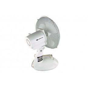 Wentylatory-na-biurko - wentylator biurkowy biały 30w wysokość 35cm da-0900 descon