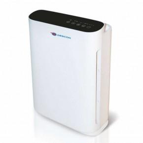 Oczyszczacze-powietrza - oczyszczacz powietrza z wbudowaną lampą uv 55w da-p055 descon