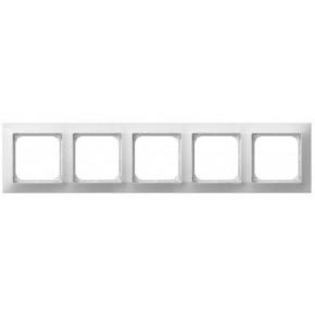 Pięciokrotna biała ramka R-5Y/00 IMPRESJA OSPEL