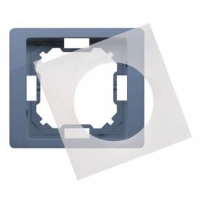 Ramka hermetyczna z uszczelką lawendowa BMRC1B/035 Simon Basic Neos Kontakt-Simon