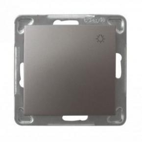 Tytanowy włącznik zwierny światło ŁP-5Y/m/23 IMPRESJA OSPEL