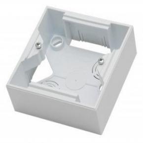 Puszka instalacyjna natynkowa uniwersalna biała PNP-1G/00 AS OSPEL