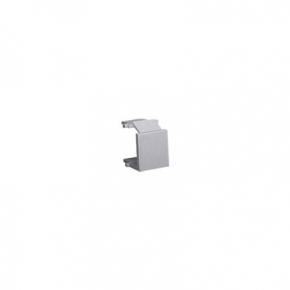 Zaślepka otworu wtyku RJ45/RJ12  pokrywy gniazda teleinformatycznego inox BWB/21 Kontakt-Simon