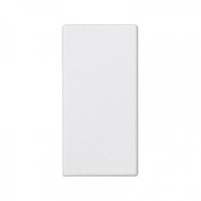 Zaślepka K45 45×22,5mm czysta biel K105/9 K45 Kontakt-Simon
