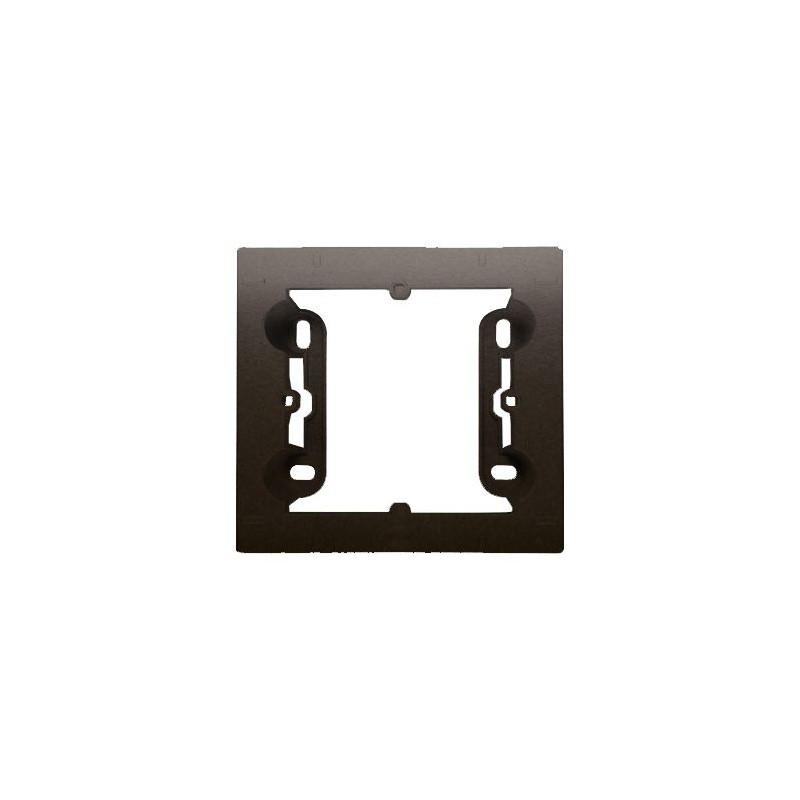 Puszki-natynkowe - puszka natynkowa pojedyncza brązowy mat dpn1/46 simon 54 premium kontakt-simon firmy Kontakt-Simon