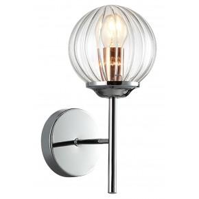 BEST LAMPA KINKIET 1X40W E14 CHROM+MIEDŹ