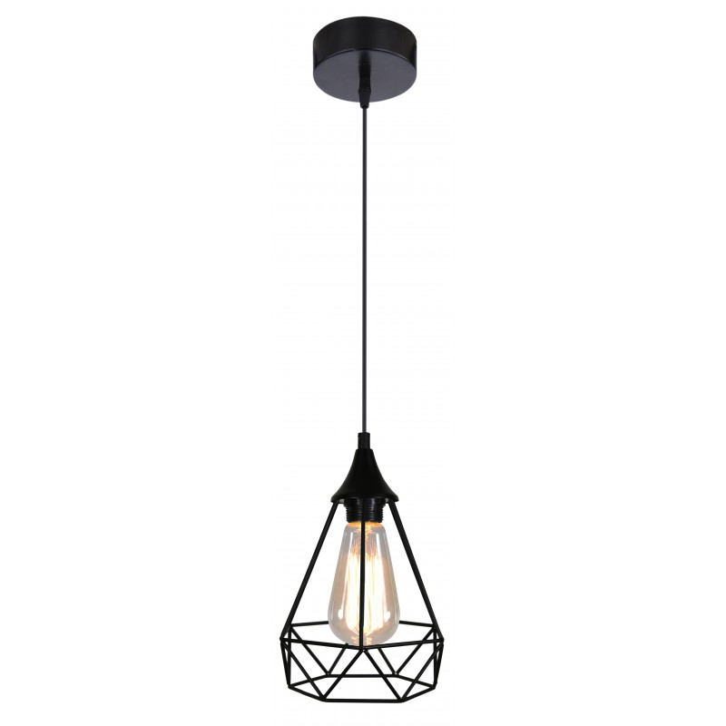 Lampy-sufitowe - lampa sufitowa ażurowa loftowa graf 31-62888 candellux firmy Candellux