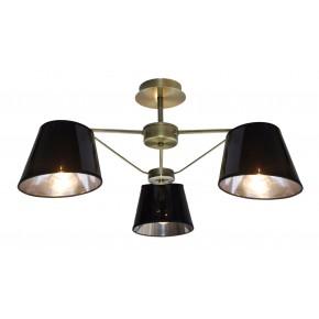 CORTEZ LAMPA WISZĄCA 3X40W E14 PATYNA