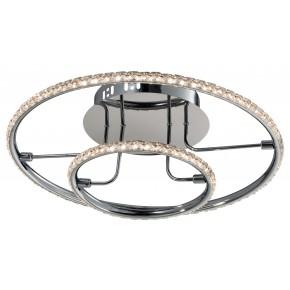 ADEL LAMPA SUFITOWA PLAFON 40 36W LED CHROM 3000K